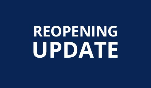 Reopening Notice